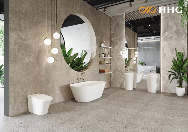 Showroom với khu trải nghiệm thực tế