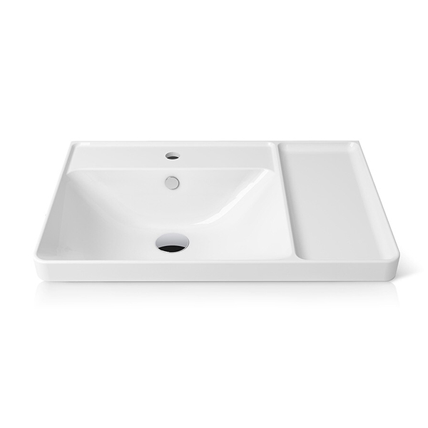 Chậu Lavabo Vanity AXENT ONE C 700×480×198mm L327-5101-T1