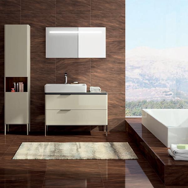 Chậu Lavabo Vanity AXENT HELVETIA 800×480×176mm