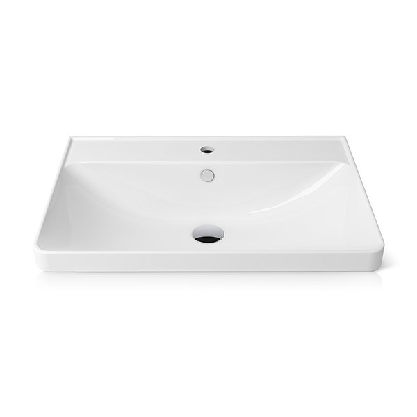 Chậu Lavabo Vanity AXENT ONE C 700×480×198mm L326-5101-T1